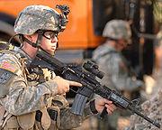 Colt M4 MWS Carbine Iraq