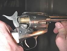 L'arsenale di Kit Carson - Pagina 2 220px-Colt_saa_4