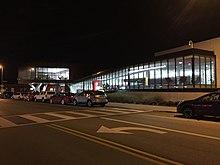 columbus metropolitan library wikipediathe northside branch at night in 2018