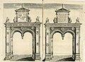 Combat d'honneur concerte par les IIII. elemens sur l'heureuse entrée de Madame la duchesse de La Valette en la ville de Metz - ensemble la resiouyssance publicq. concertee par les habitans de la (14802686153).jpg