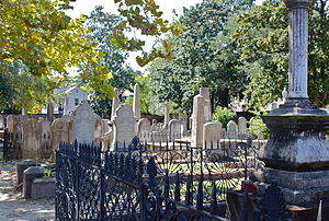 Coming Street Cemetery - Coming Street Cemetery