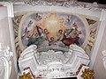 Compagnia del ss. sacramento, calenzano, int., affreschi della bottega del passignano.JPG