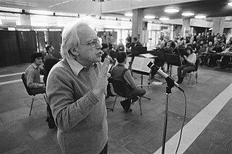 György Ligeti - György Ligeti in 1984