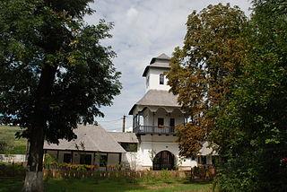 Urlați Town in Prahova County, Romania