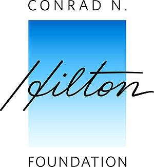 Conrad N. Hilton Foundation - Conrad N. Hilton Foundation logo