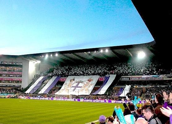 Constant Vanden Stockstadion, Anderlecht