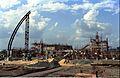 Convention Centre Complex Under Construction - Science City - Calcutta 1994-10-17 078.JPG