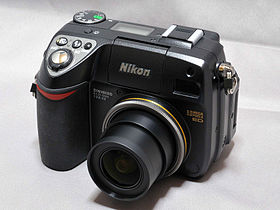 Image illustrative de l'article Nikon Coolpix 8400