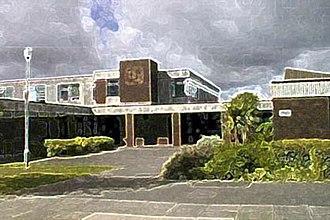 Corfe Hills School - Image: Corfe Hills School