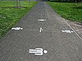 Coronavirus Covid-19, 2 metre distance markings in London 6.jpg