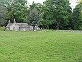 Cottage by Newliston House - geograph.org.uk - 1306524.jpg