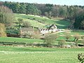 Cottages below East Hill - geograph.org.uk - 327281.jpg