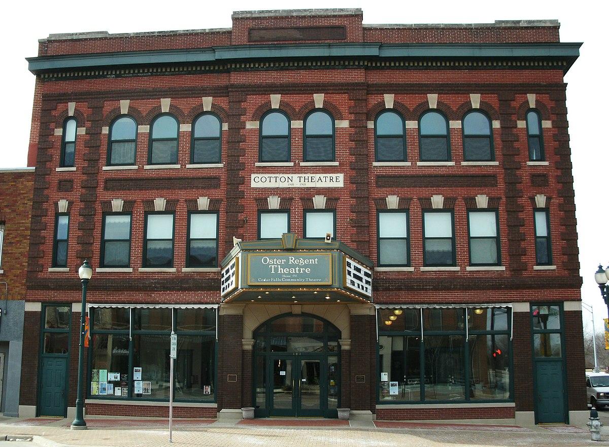 Cotton Theatre - Wikipedia