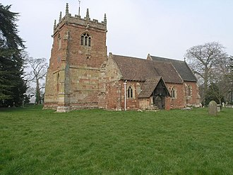 Cound - Church of St Peter at Cound