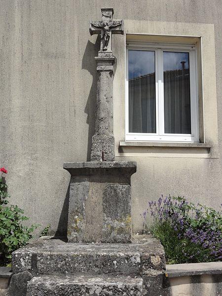 Coyviller (M-et-M) croix de chemin