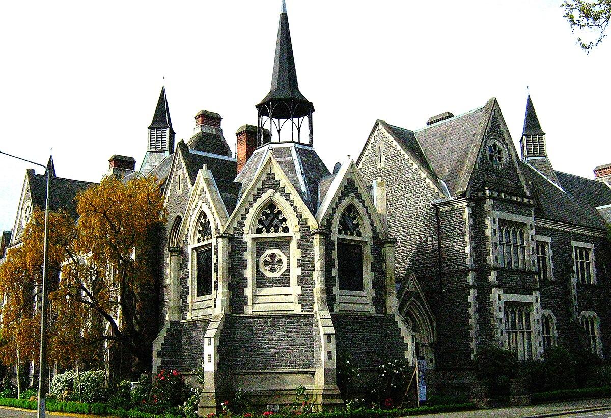 Christchurch Image: Cranmer Court