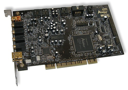 Creative Sound Blaster Audigy SB0090
