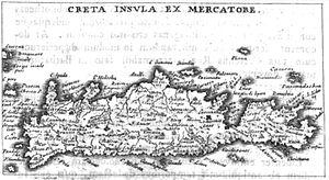 Creta Insvla Ex Mercatore