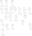 Cretaceous and early Paleogene metatherian molars - ZooKeys 465-05.png