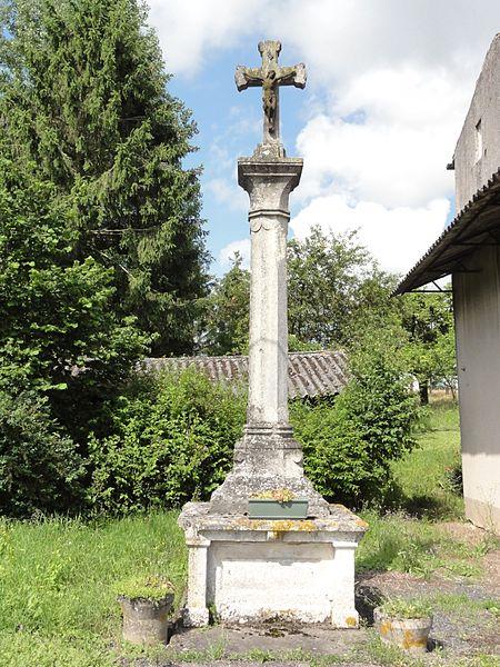 Crion (M-et-M) croix de chemin