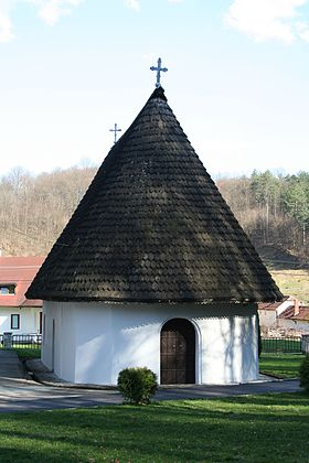 Image illustrative de l'article Vieille église de l'Ascension d'Osečina