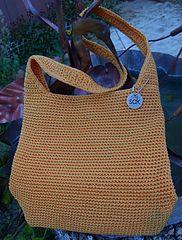 920abd75e24ece Crocheted bucket-style handbag by Sak.com