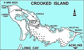 Image illustrative de l'article Crooked Island