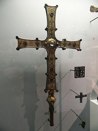 Cross of Cong - Replica in the Ulster Museum