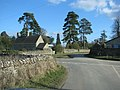 Crossroads south of Holwell - geograph.org.uk - 1747696.jpg