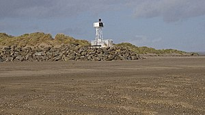 Braunton Burrows - Crow Point Lighthouse