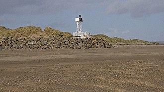 Braunton Burrows - Crow Point Lighthouse