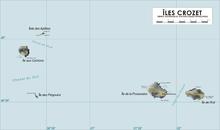 Mapo de la arkipelago