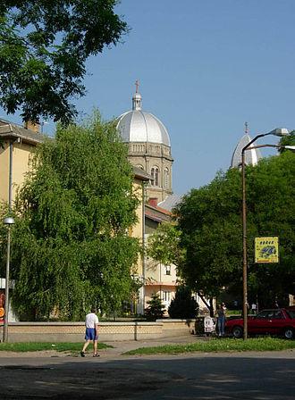 Čantavir - The Saint Anthony of Padua Catholic Church.