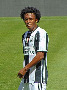 Seconda Maglia Juventus JUAN CUADRADO
