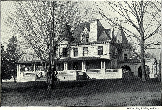 Curtis residence