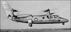 Curtiss-Wright X-19