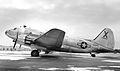 Curtiss XC-46B 43-46953 (5230304483).jpg