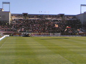A.C.R. Messina - Stadio San Filippo.