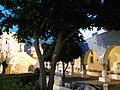 Cyclades Paros Paroikia Panagia Ekatontapiliani Baptistere Galerie Droite - panoramio.jpg