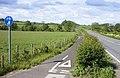 Cycle Path Callendoun - geograph.org.uk - 458580.jpg