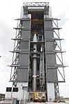 Cygnus CRS OA-6 Atlas V rocket (25515972320).jpg