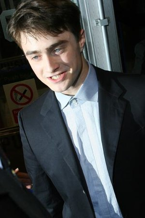 Daniel Radcliffe - Radcliffe at December Boys premiere in 2007