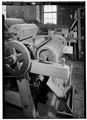 DETAIL VIEWS OF CARDING MACHINE - Ketner Mill, East bank of Sequatchie River, Victoria, Marion County, TN HABS TENN,58-VICT.V,1-28.tif