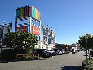 Direct Factory Outlets - DFO Brisbane Airport