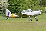 DHC-1 Chipmunk 22A 'WK611' (G-ARWB) (32637589500).jpg