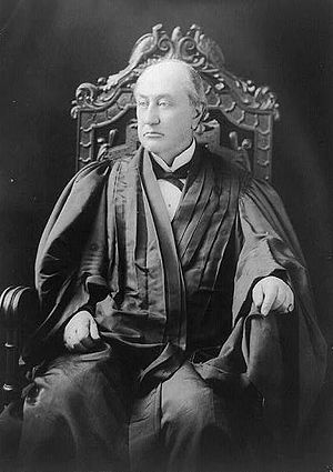 Demographics of the Supreme Court of the United States - David Josiah Brewer was born to missionary parents in Smyrna, in the Ottoman Empire, (now İzmir, Turkey).