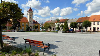 Dolsk Place in Greater Poland Voivodeship, Poland