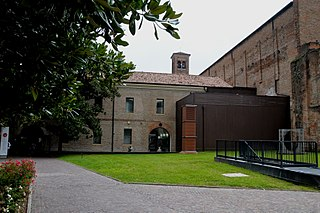 group of museums in Padua, Italy