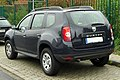 Dacia Duster 1.5 dCi rear 20100928.jpg