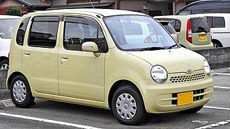 Daihatsu Move - Daihatsu Move Latte.